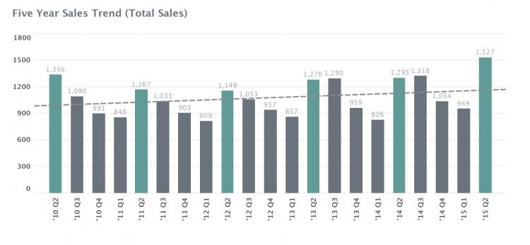 Fredericksburg Mid-Year Market Report