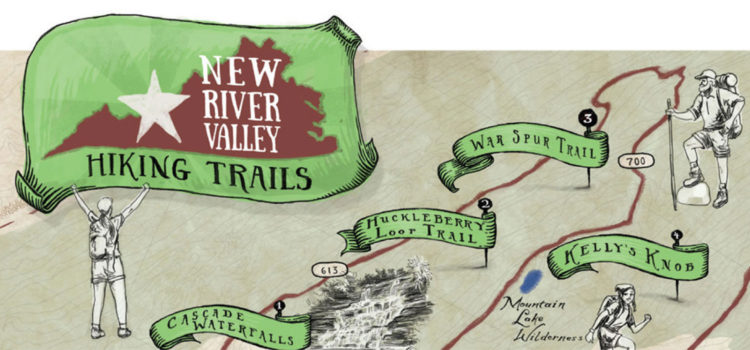 New River Valley Hiking Trails