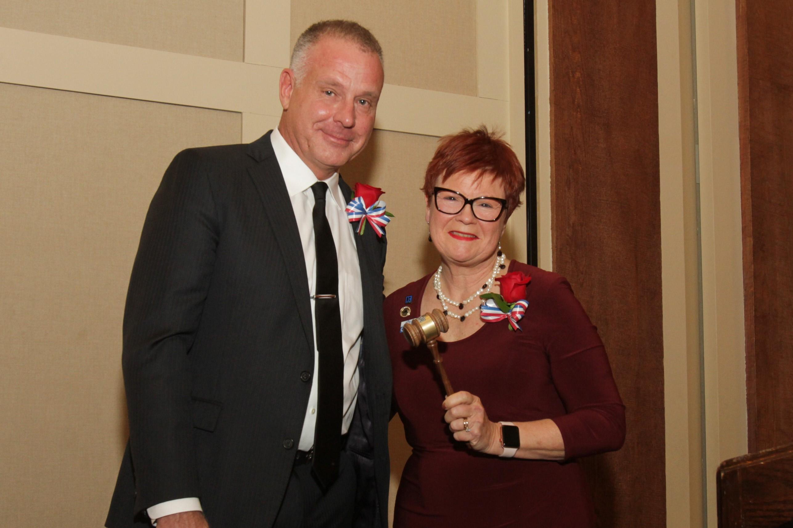 Arleen Yobs CAAR 2018 President