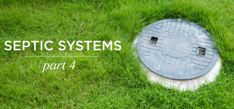 flush - septic system nest realty