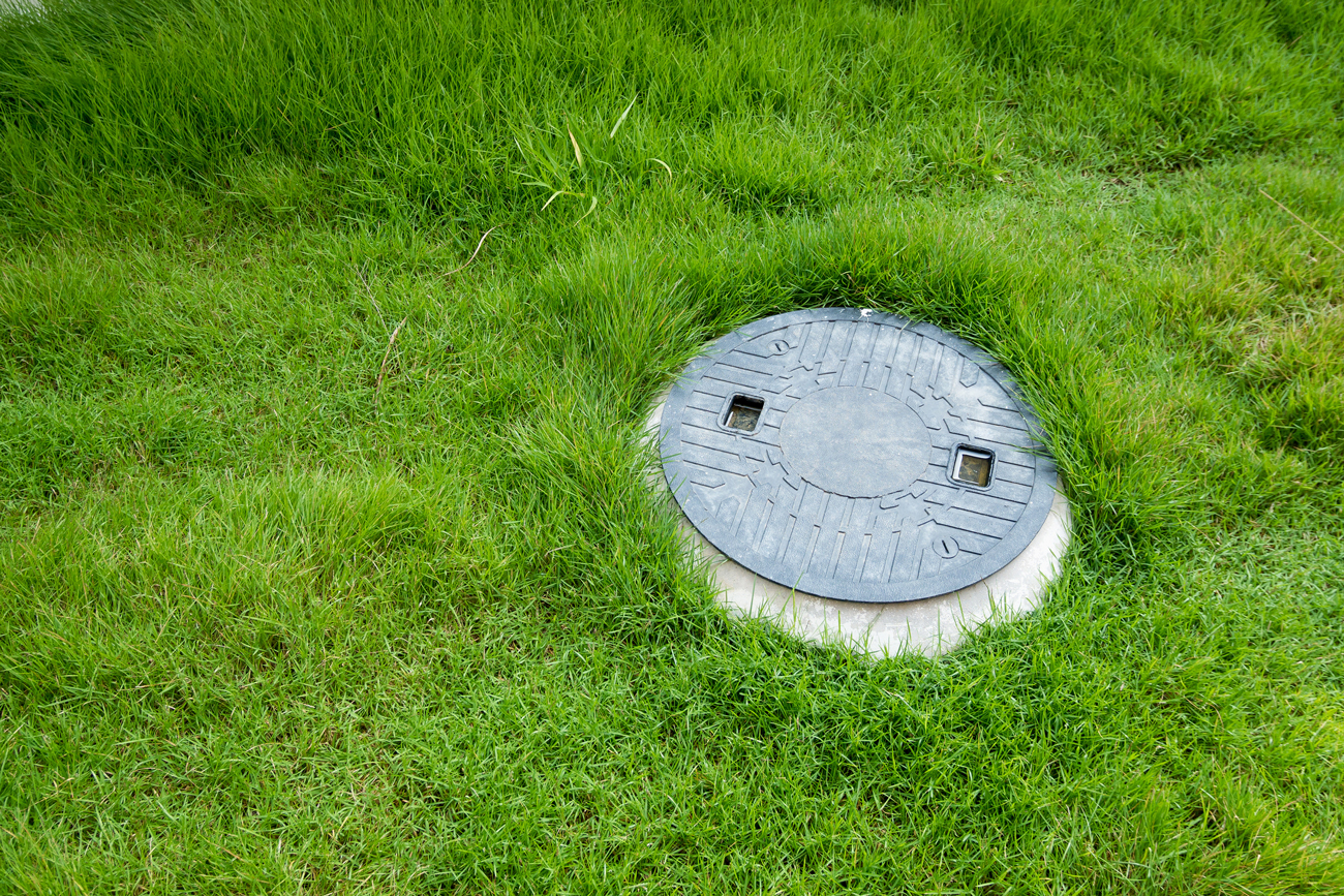 Septic systems part 1 nest realty blog for Gravity septic field