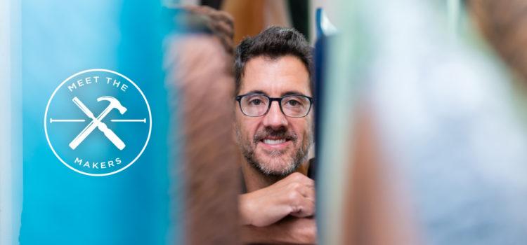 Meet the Maker: Alex Bernstein NEST Magazine Nest Realty