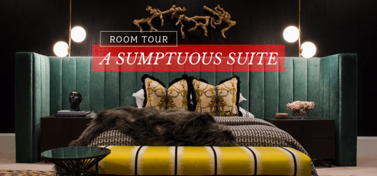 Sumptuous Suite NEST Magazine Forbes and Masters