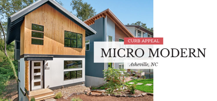 Curb Appeal Nest Realty Micro Modern NEST Magazine
