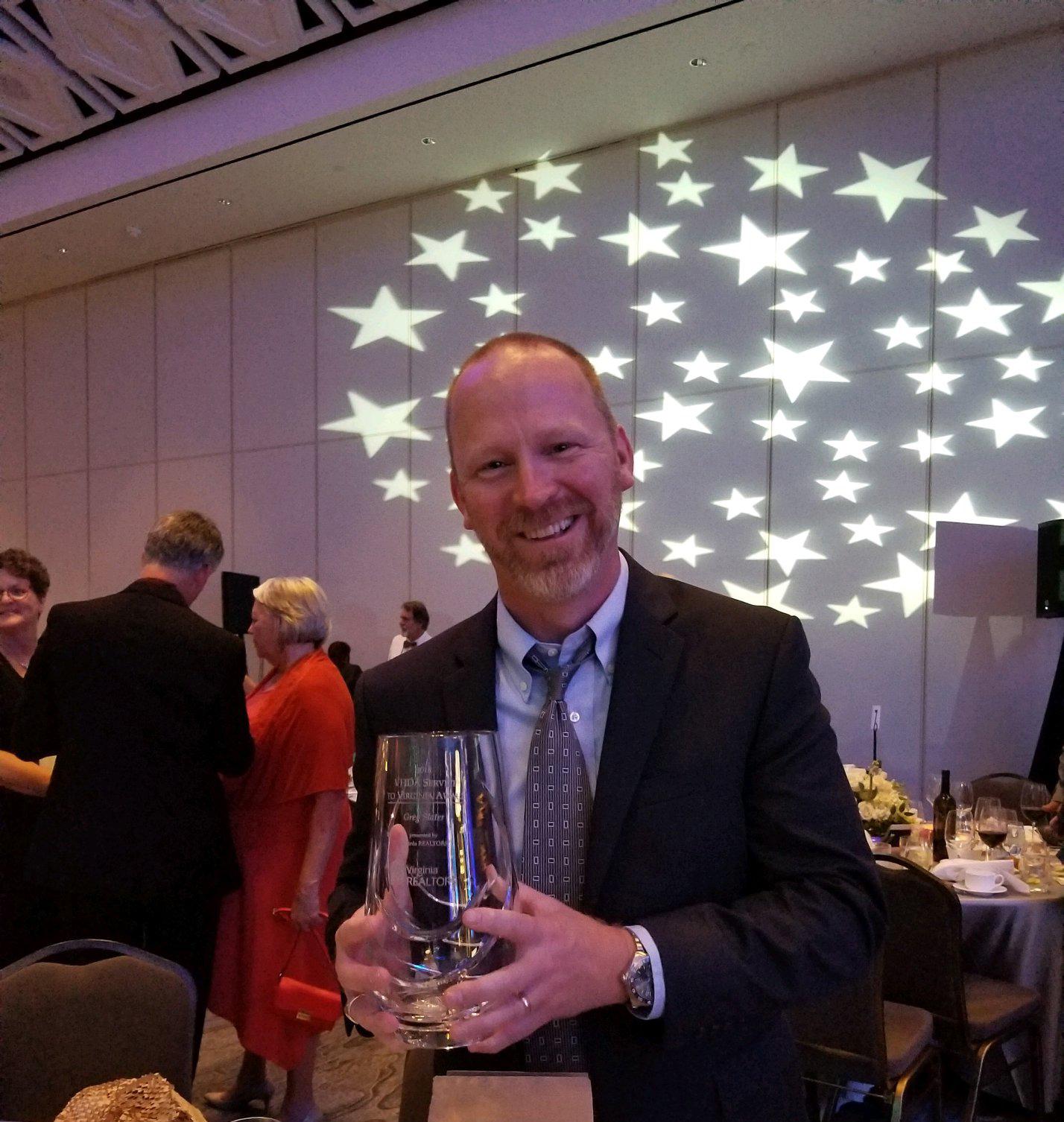 Service to Virginia Award