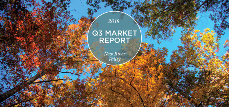 2018 New River Valley Q3 Market Report