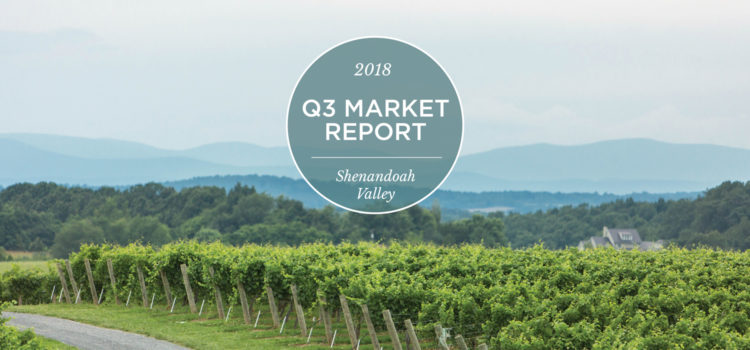 2018 Shenandoah Valley Q3 Market Report