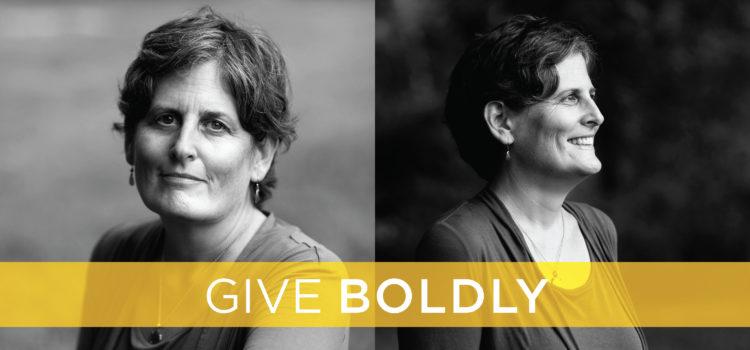 Give Boldly Cristine Nardi NEST Magazine
