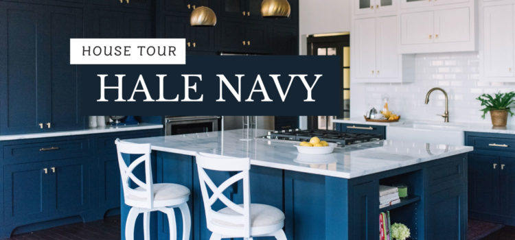 House Tour - Hale Navy - NEST Magazine