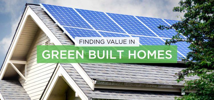Green-Built Homes