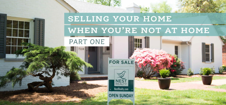 Selling Your Home - Nest Realty