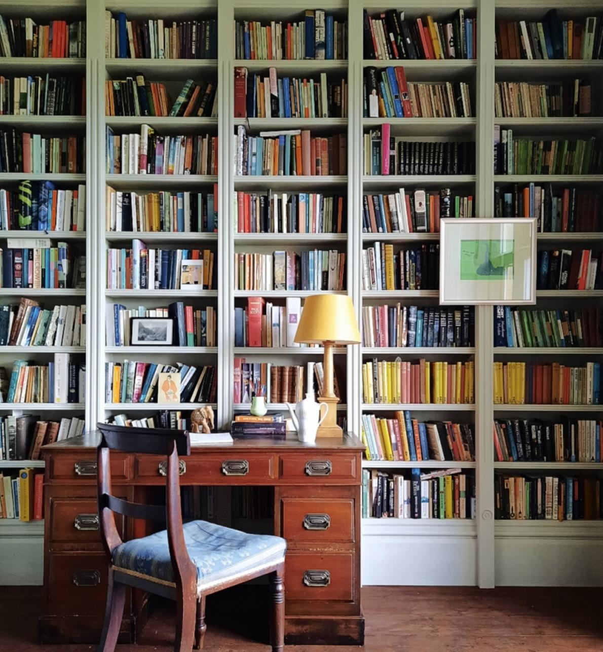 haslingtonhouse bookshelf