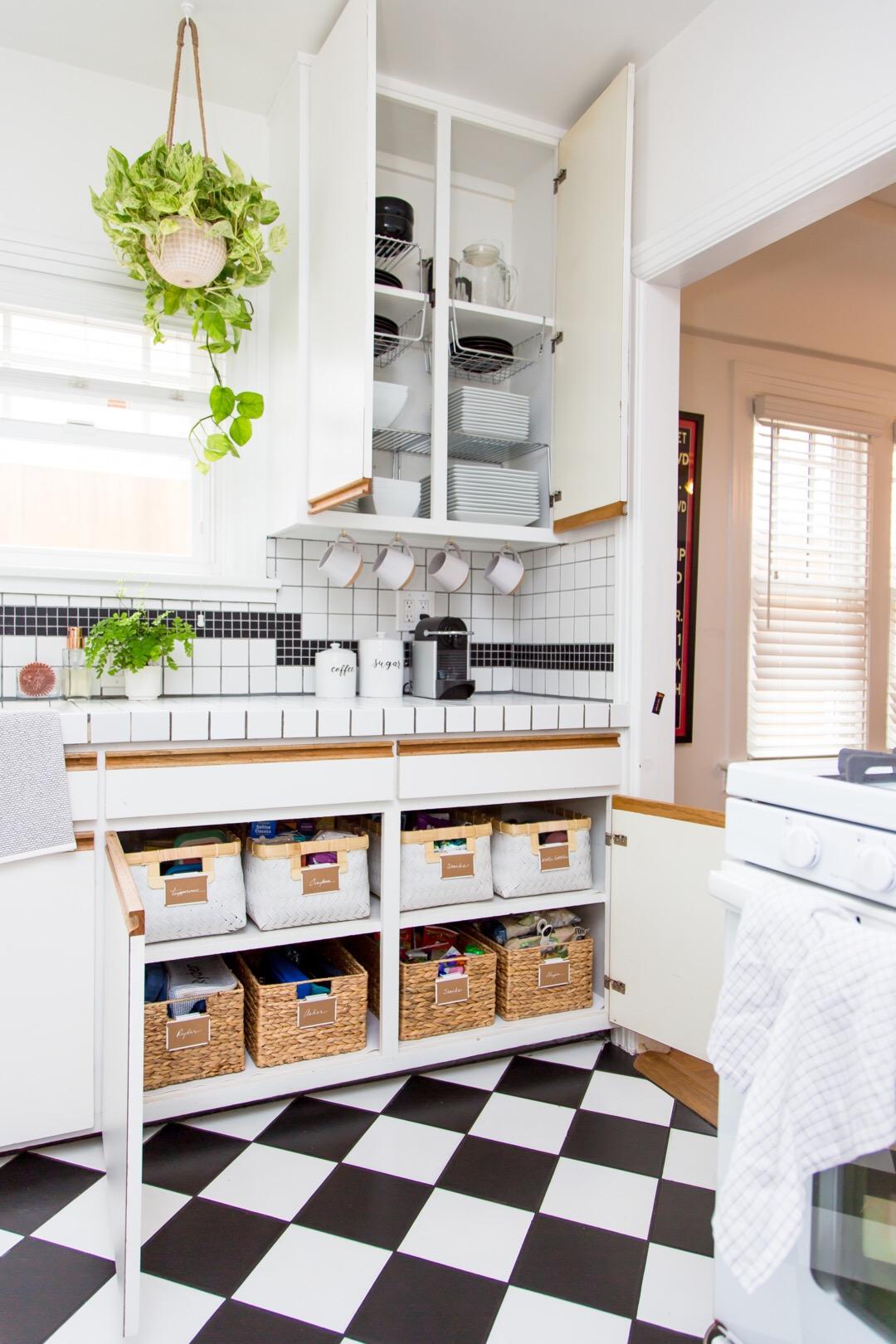 Kitchen Organization Simply Spaced NEST Magazine