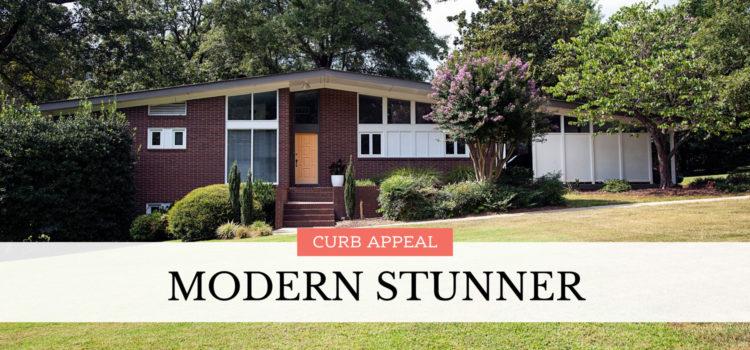 Curb Appeal Modern Stunner