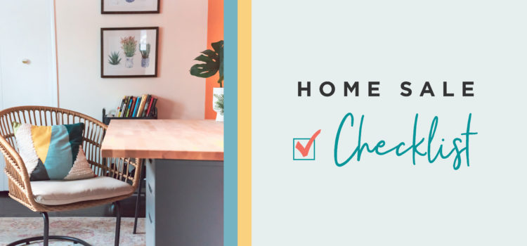 Home Sale Checklist - Nest Realty