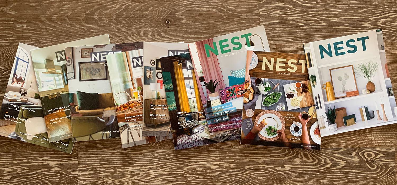 NEST Magazine Sweat the Details Podcast