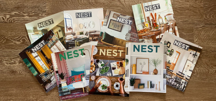 NEST Magazine Sweat the Details Podcast