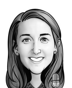 Taylor Titus - Caricature