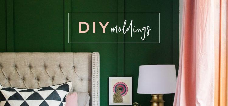 DIY Moldings -NestRealty