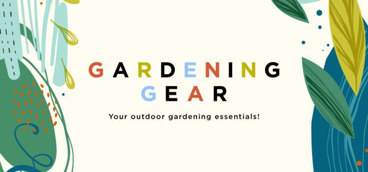 Gardening Gear Nest Realty