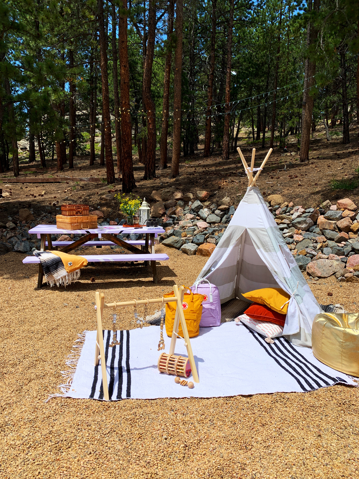 summer camp Nest Realty