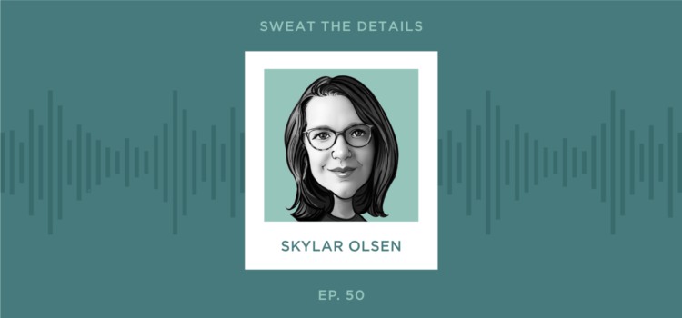 Skylar Olsen of Climate Check