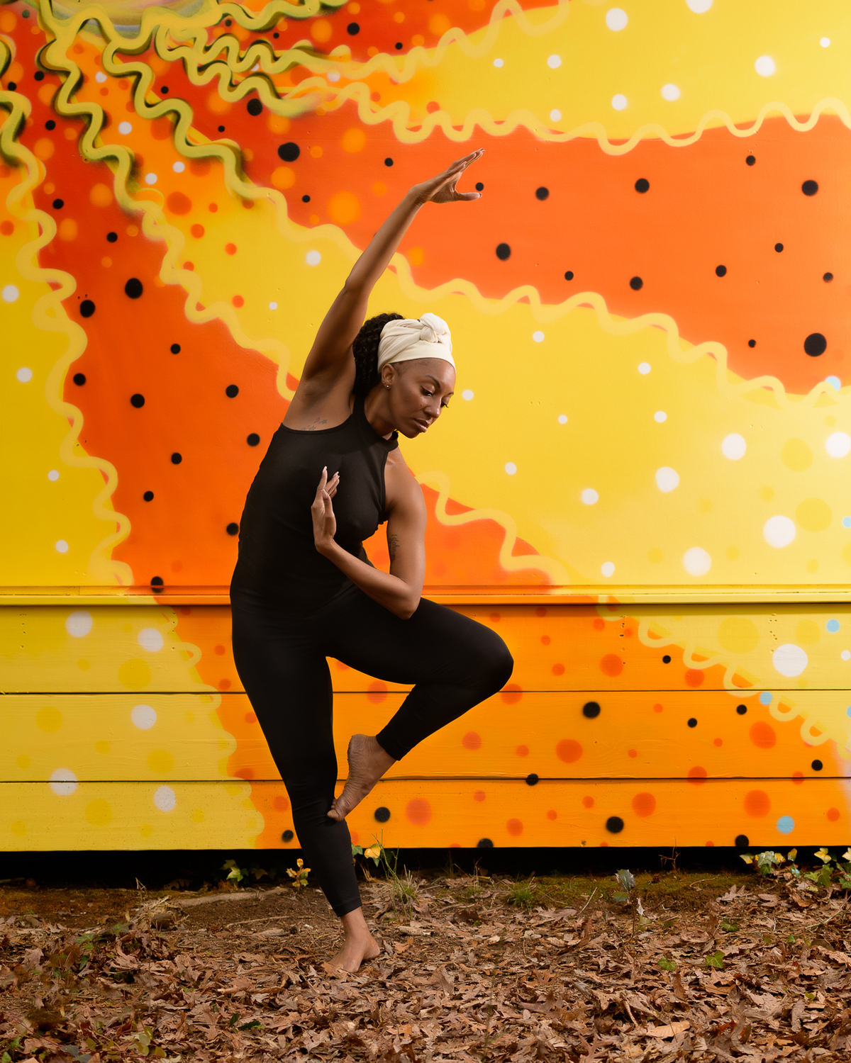 Arts Greensboro Dancer - Local Love