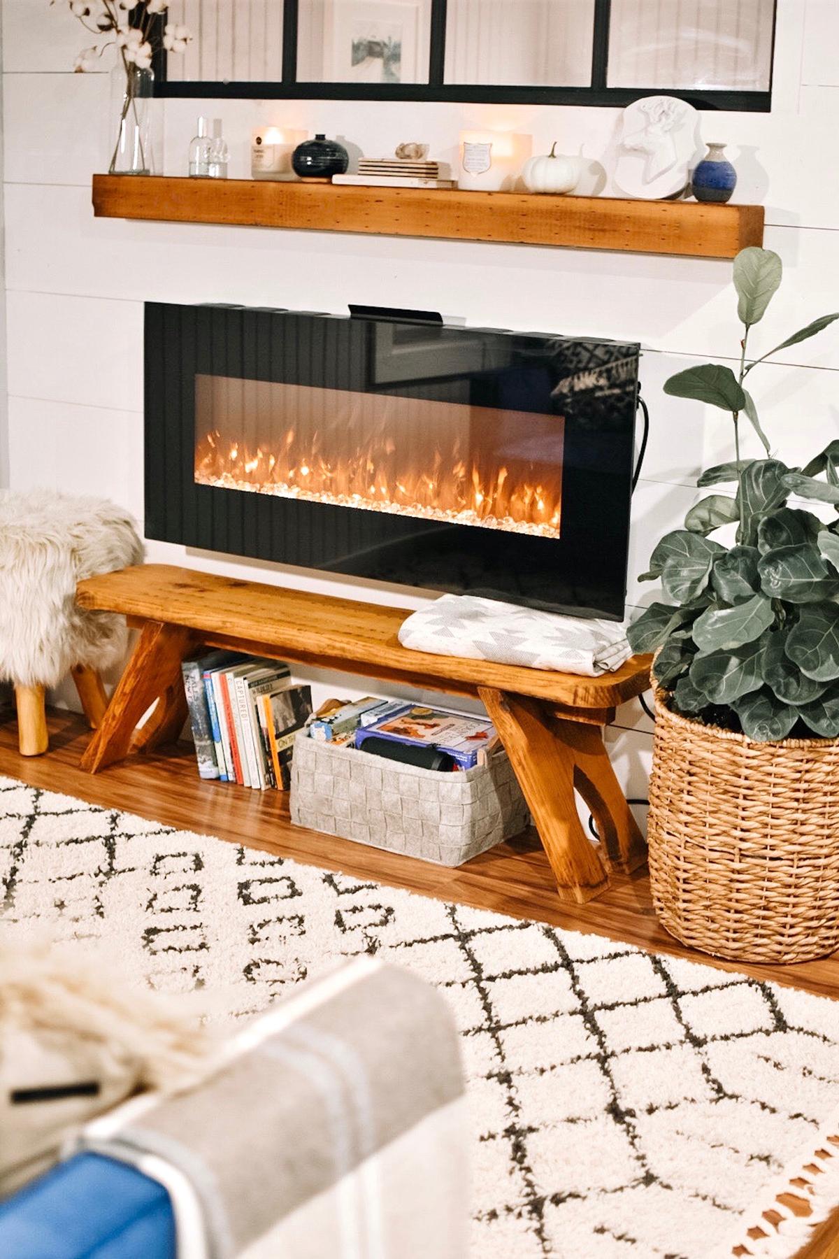 gas fireplace nest realty