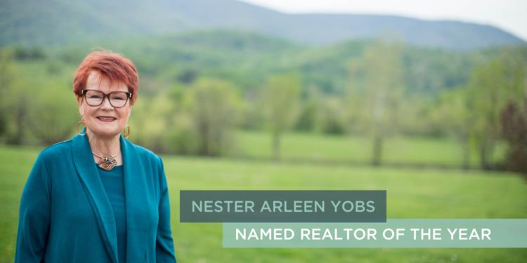 Arleen Yobs Realtor of the Year