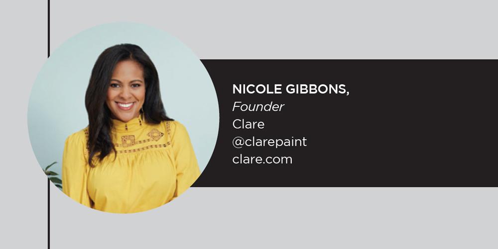 Nicole Gibbons - Clare