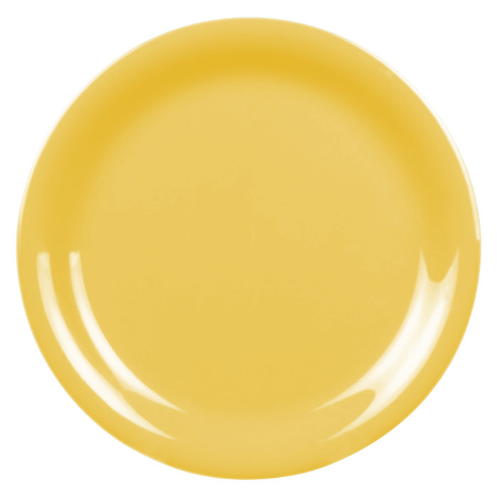 outdoor oasis - plates
