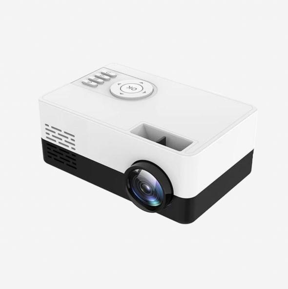 outdoor oasis - projector