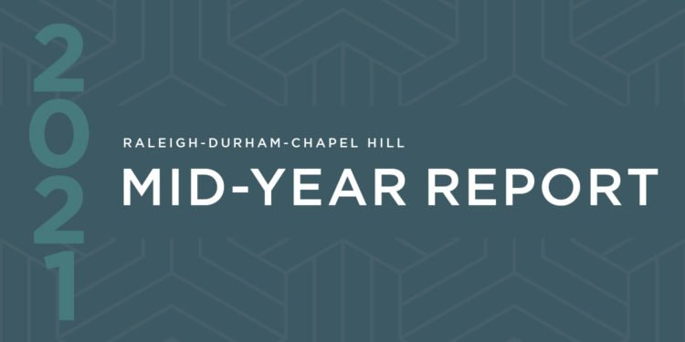 2021 Raleigh-Durham-Chapel Hill Mid-Year